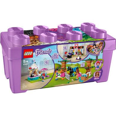 LEGO เลโก้ฮาร์ทเลคซิตี้ บริค บ็อกซ์ 41431