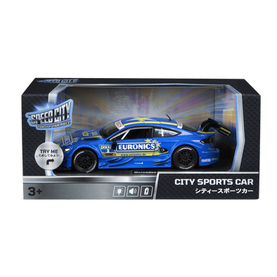 Speed City สปีดซีตี้ City Street Car Mercedes