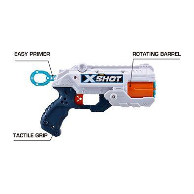 X-Shot เอ็กซ์ช็อต รีเฟล็กซ์ รีโวลเวอร์ TK-6