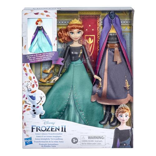 ดิสนีย์ โฟรเซ่น ตุ๊กตาแต่งตัวเจ้าหญิงเอลซ่า /แอนนาแต่งตัวตุ๊กตา คละแบบ