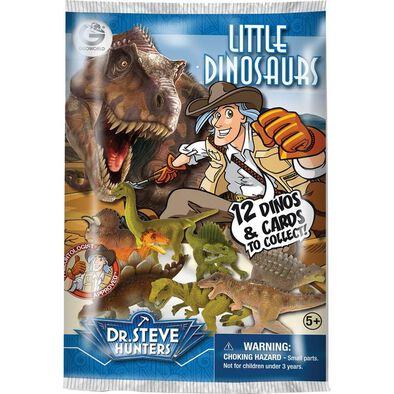 ลิตเติ้ล ไดโนซอร์ ซองสุ่มฟิกเกอร์ไดโนเสาร์