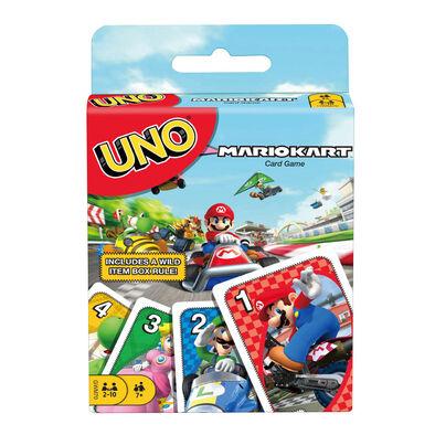 Uno อูโน่ Mario Kart