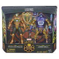 Marvel มาร์เวล ไฮดร้า เลเจนด์ ซีรีส์ ฟิกเกอร์ 6 นิ้ว (ไฮดร้าซูพรีม และ อาร์นิม โซลา)