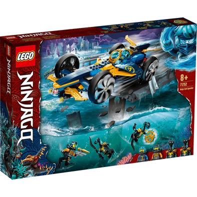 LEGO เลโก้ นินจา ซับ สปีดเดอร์ 71752