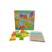 Playgo เพลย์โก ของเล่นทรายมหัศจรรย์ ชุดฟาโรห์ลี้ลับ
