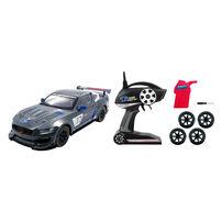 Kidz Tech คิดซ์ เทค 1:14 ่รถบังคับวิทยุ รุ่น Burnoutz Ford Shelby Gt4