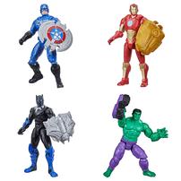 Avenger อเวนเจอร์ เมช สไตรท์ ฟิกเกอร์ ขนาด 6 นิ้ว  (คละแบบ)