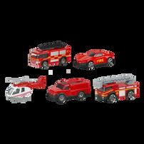 Speed City สปีด ซิตี้ 5 แพค ซิตี้ ไดคาสต์ เซทดับเพลิง