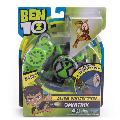 ฺBen 10 เบนเทน เอเลี่ยน โปรเจคชั่น ออมนิทริค
