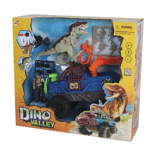 Dino Valley ไดโนวัลเลย์ รัฟเนค พัทโทรล เพลย์เซ็ต