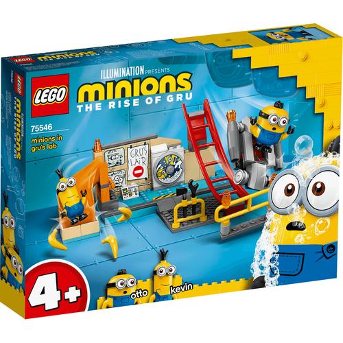 LEGO เลโก้ มินเนี่ยน อิน กรู แล็ป 75546