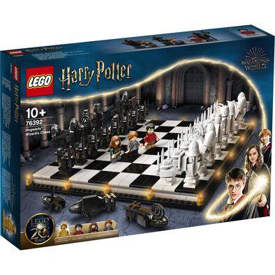 LEGO เลโก้ ฮอว์ควอร์ท วิซาร์ด เชส 76392