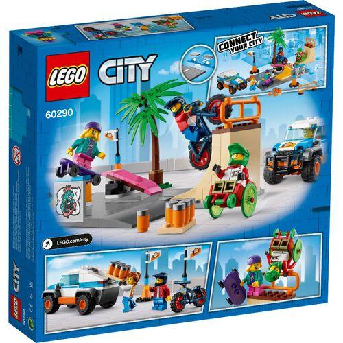 LEGO เลโก้ สเก็ต พาร์ค 60290