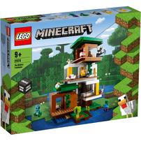 LEGO เลโก้ มายคราฟท์ เดอะ โมเดิร์น ทรีเฮาส์ 21174