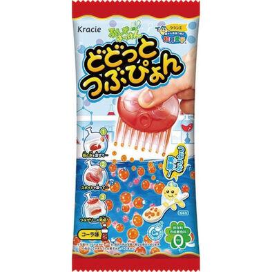 Kracie เยลลี่ Foods Cool Planet