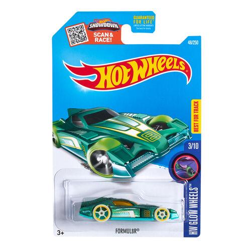 Hot Wheels ฮ็อตวีลส์ รถฮ็อตวีลส์แบบเบสิค (คละแบบ)