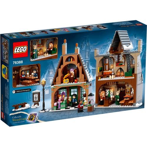 LEGO เลโก้ ฮอคส์เมด วิลเลจ 76388