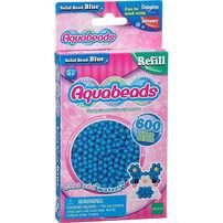 Aquabeads อควาบีท เม็ดบีดสีฟ้า แพคเติม