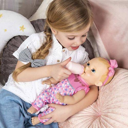 Luvabella ตุ๊กตาเด็กทารก ผมสีบลอนด์