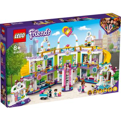 LEGO เลโก้ ฮาร์ทเลคซิตี้ ช้อปปิ้งมอลล์ 41450