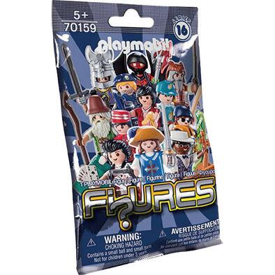 Playmobil เพลย์โมบิล ฟิกเกอร์สะสมซองสุ่ม เด็กชาย ซีรีส์16 คละแบบ