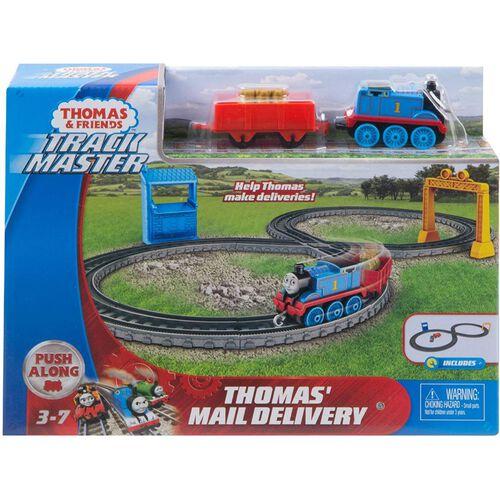 โทมัส แทร็คมาสเตอร์รางรถไฟรูปเลข 8