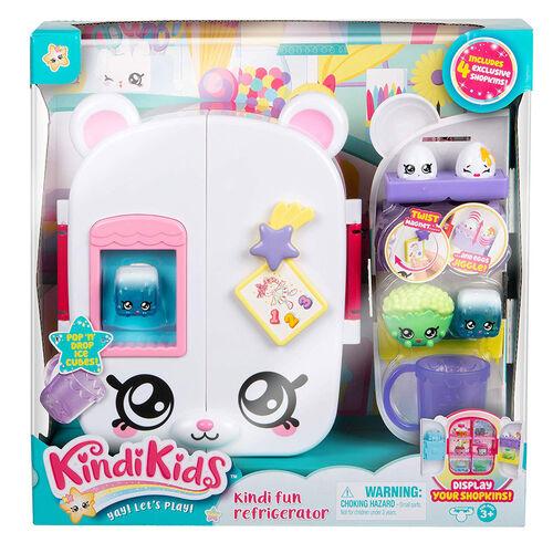 Kindi Kids รีฟริเจอเรเตอร์ -S1