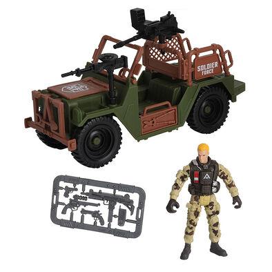 Rescue Force เรสคิว ฟอร์ส เพโทรล วีฮิเคิล เพลย์เซ็ต