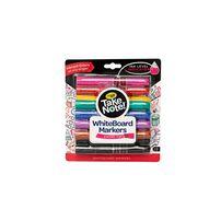 Crayola เครโยล่า สีเมจิกเขียนไวท์บอร์ดหัวตัด12แท่ง