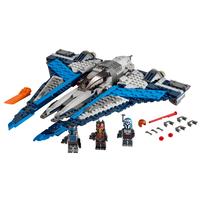 LEGO เลโก้ สตาร์วอร์ส แมนดาลอเรียน สตาร์ไฟท์เตอร์ 75316