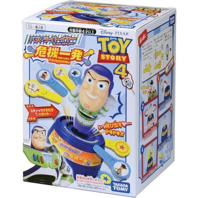 Bandai Toy Story ทอยสตอรี่ 4 Pop-Up Pirates Buzz