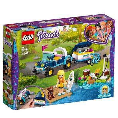 LEGO เลโก้ สเตฟานี บัคกี้ แอนด์ เทรลเลอร์ 41364
