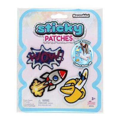 Sticky Patches บานาน่า #123