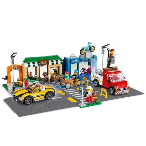 LEGO เลโก้ ช้อปปิ้ง สตรีท 60306