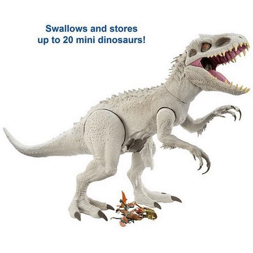Jurassic World จูราสสิค เวิร์ด ฟิกเกอร์ อินโดมินัส เร็กซ์