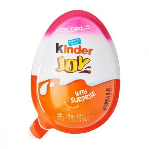ไข่เซอร์ไพรส์ Kinder Joy -Girls