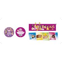 Disney Princess ดิสนีย์ พรินเซส ไบลนด์ คอลเลคเทเบิล W1