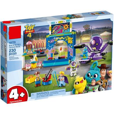LEGO เลโก้ บัซ แอนด์ วูดดี้ คาร์นิวัล มาเนีย 10770