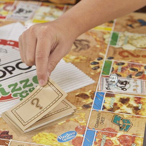 Monopoly โมโนโพลี่ Pizza
