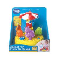 Vtech วีเทค ของเล่นม้าหมุน ให้น้องๆ เรียนรู้สัตว์ต่างๆ