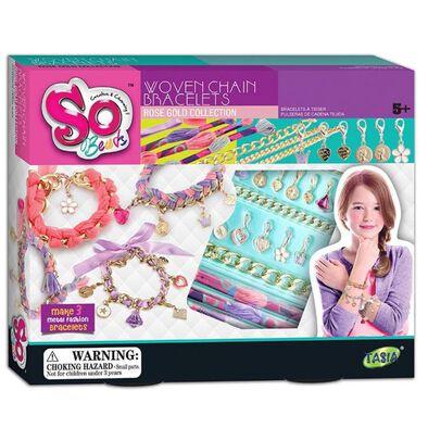So Beads โซบีดส์ ชุดประดิษฐ์สร้อยคอมือ
