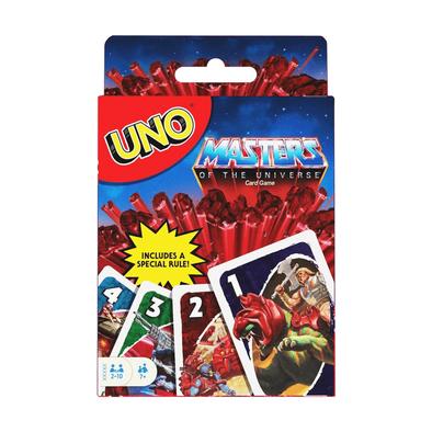 Uno อูโน่ Licensed Motu Origins