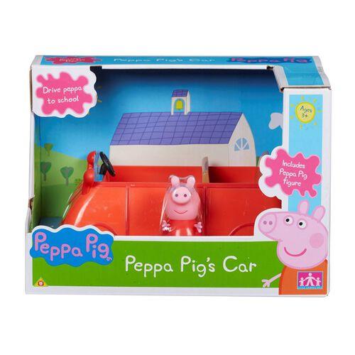 Peppa Pig เป๊ปป้า พิก แฟมิลี่ คาร์