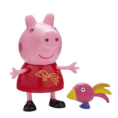 Peppa Pig เป๊ปป้า พิก ฟิกเกอร์สะสมเป๊ปป้าพิก คละแบบ