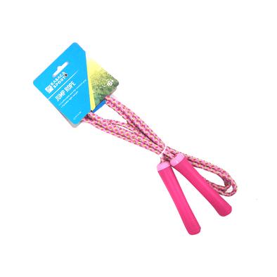 Kasaca เชือกกระโดด ขนาด 7 ฟุต สีชมพู