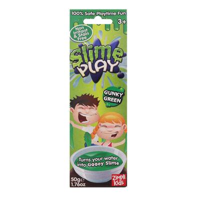 Smelli Play สไมล์ลี่ เพลย์ ผงทำเจลลี่ สีเขียว