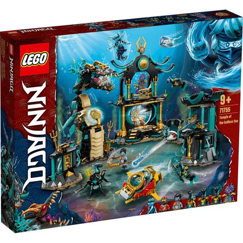 LEGO เลโก้ นินจาโก เท็มเพิล ออฟ ดิ เอ็นเลส ซี 71755