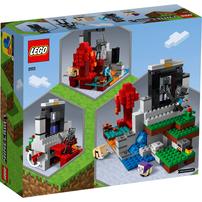 LEGO เลโก้ มายคราฟท์ เดอะ รูอิน พอร์เทิล 21172