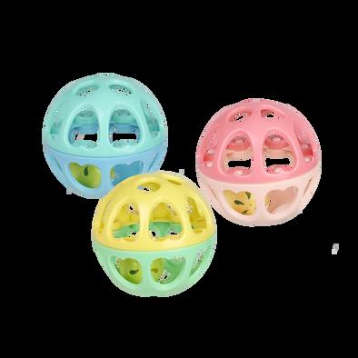 Top Tots ท๊อพ ท็อทส์ ของเล่นลูกบอลเขย่า คละสี