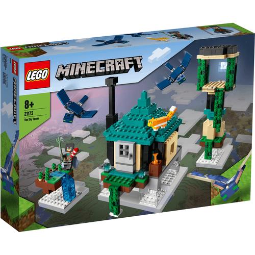 LEGO เลโก้ มายคราฟท์ เดอะ สกาย ทาวเวอร์ 21173